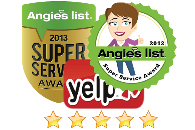 Highest Rated atlanta Refrigerator Repair Company on Angieslist and Yelp